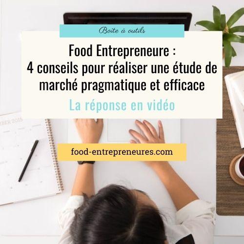 4 conseils pour faire une étude de marché pragmatique et efficace