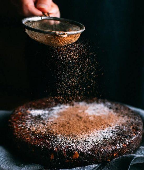 cacao-gateau